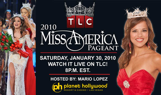 miss america 2010. About Miss America Organization
